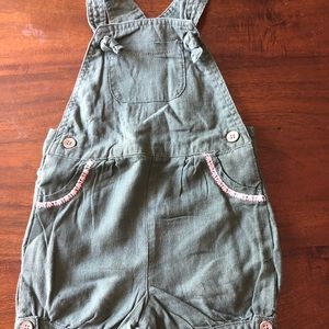 New Carter's overalls